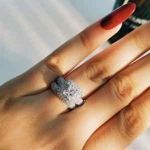 Large pink dustypink beigeold pink rose rose ring shabby vintage retro boho silver-adjustable ring